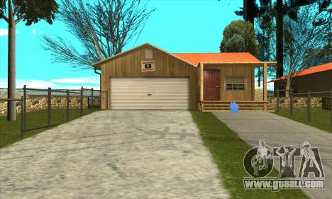 New house of Sijia in Palomino Cry for GTA San Andreas