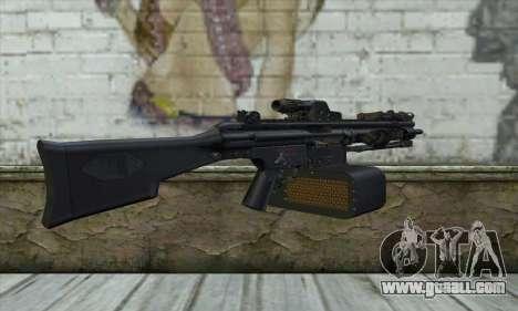 HK 23E for GTA San Andreas second screenshot