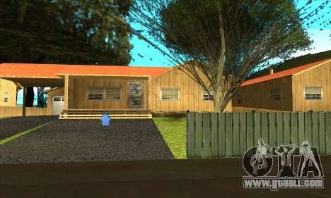 New village Gillemyr v1.0 for GTA San Andreas fifth screenshot