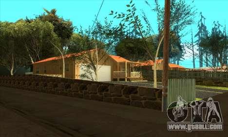 New village Gillemyr v1.0 for GTA San Andreas second screenshot