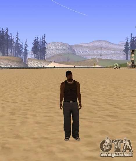 New Bmydrug for GTA San Andreas