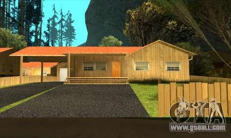 New village Gillemyr v1.0 for GTA San Andreas sixth screenshot