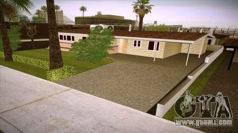 New homes in Las Venturas v1.0 for GTA San Andreas third screenshot