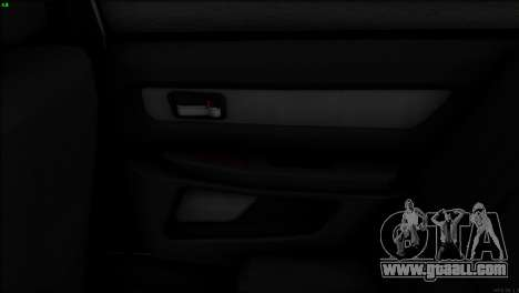 Toyota Chaser Tourer V for GTA San Andreas side view