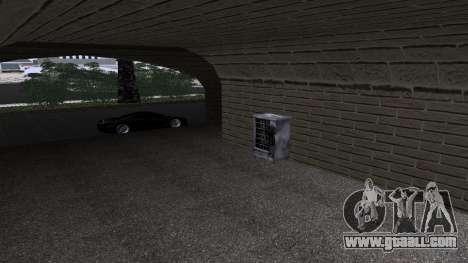 New textures railway Station in Las Venturas for GTA San Andreas second screenshot