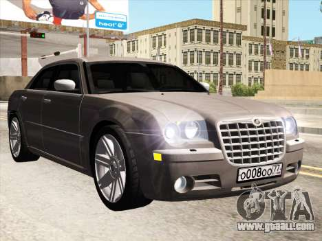 Chrysler 300C 2009 for GTA San Andreas left view