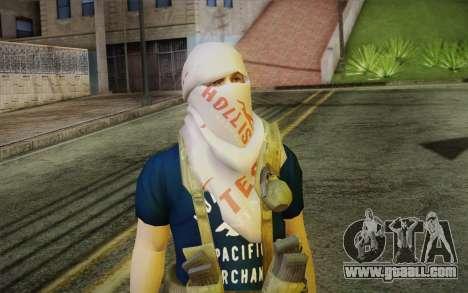 Policia Comunitaria for GTA San Andreas