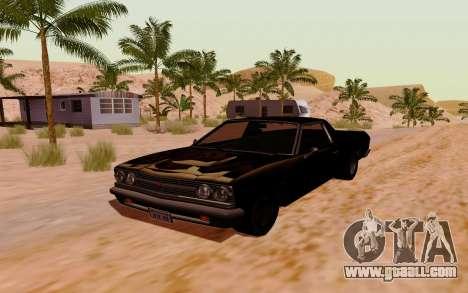 Picador GTA 5 for GTA San Andreas right view