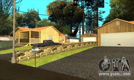 New village Gillemyr v1.0 for GTA San Andreas forth screenshot