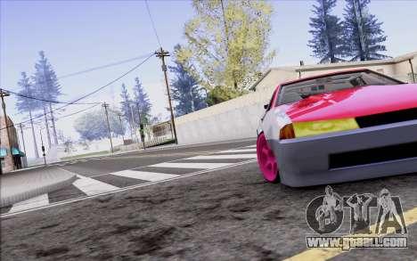 Elegy New Drift Kor4 for GTA San Andreas side view