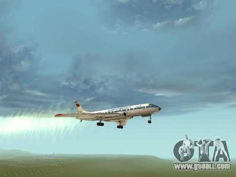 Tu-A for GTA San Andreas upper view