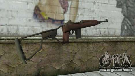 MK-18 Assault Rifle for GTA San Andreas second screenshot
