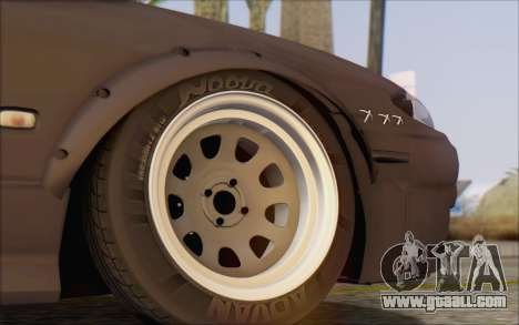 Nissan Silvia S15 Fail Camber for GTA San Andreas right view