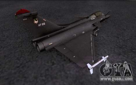 Dassault Rafale M for GTA San Andreas engine
