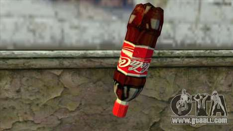 Coca Cola Grenade for GTA San Andreas second screenshot