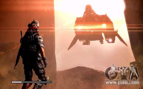 Boot screens and menus Titanfall for GTA San Andreas ninth screenshot