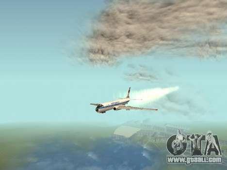 Tu-A for GTA San Andreas inner view