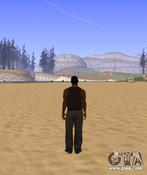 New Bmydrug for GTA San Andreas second screenshot