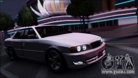 Toyota Chaser Tourer V for GTA San Andreas interior
