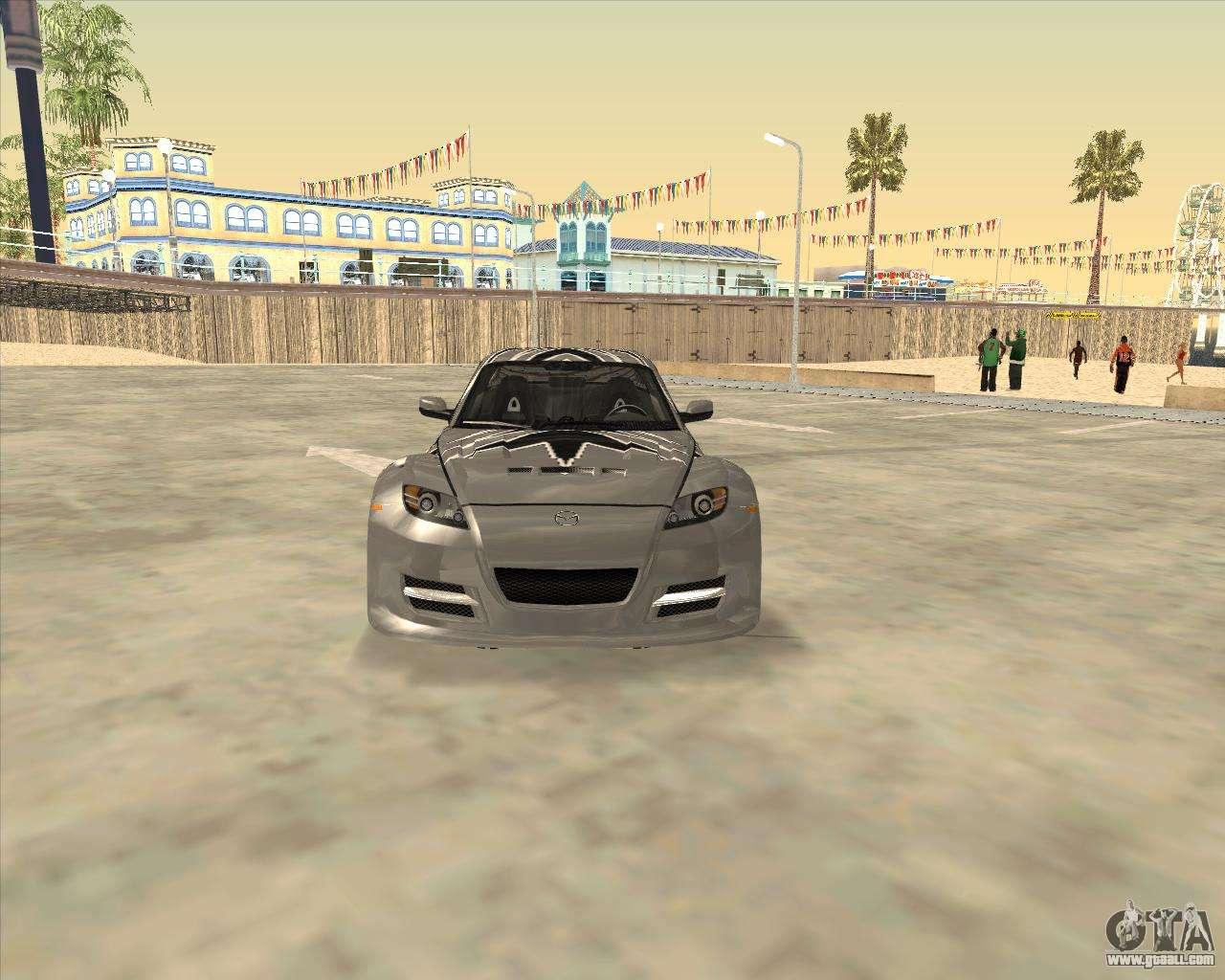 5700 Mod Mobil Most Wanted Gta San Andreas HD Terbaik
