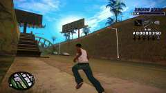 C-HUD Tawer Gitto for GTA San Andreas