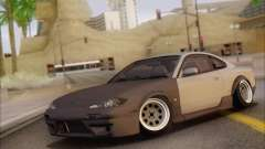 Nissan Silvia S15 Fail Camber for GTA San Andreas
