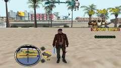 Vagos HUD for GTA San Andreas