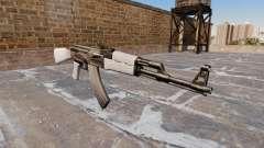 The AK-47 Chrome