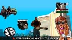 Weapon & Radar VanCee Style Pack v1
