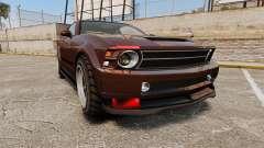 GTA V Vapid Dominator wheels v1