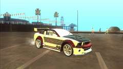 Ford Mustang GT из NFS MW for GTA San Andreas