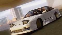 Nissan 240sx Blister for GTA San Andreas
