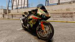Kawasaki Ninja ZX-6R v2.0 for GTA 4