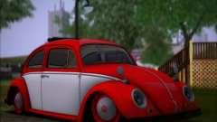 Volkswagen Beetle Stance