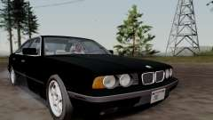 BMW 540i (E34) for GTA San Andreas