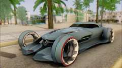 Mercedes-Benz SilverArrow for GTA San Andreas