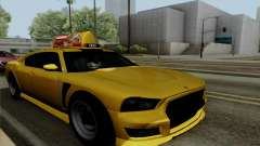 Buffalo Taxi for GTA San Andreas