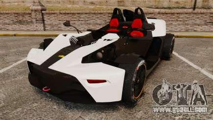 KTM X-Bow R for GTA 4