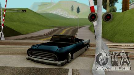 Oceanic Convertible for GTA San Andreas
