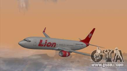 Lion Air Boeing 737 - 900ER for GTA San Andreas
