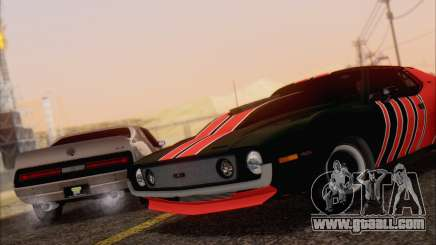 AMC Javelin for GTA San Andreas