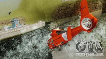 AS 365N Dauphin for GTA San Andreas
