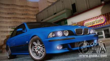 BMW E39 M5 2003 for GTA San Andreas