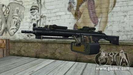 HK 23E for GTA San Andreas