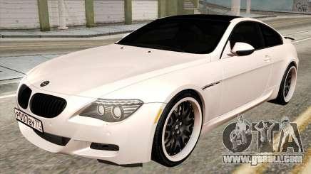 BMW M6 Hamann for GTA San Andreas