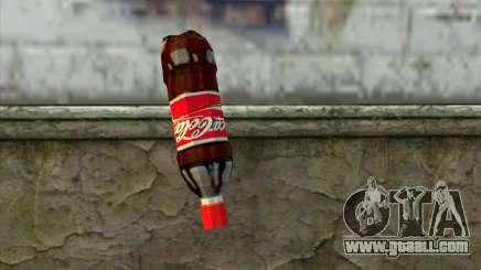 Coca Cola Grenade for GTA San Andreas