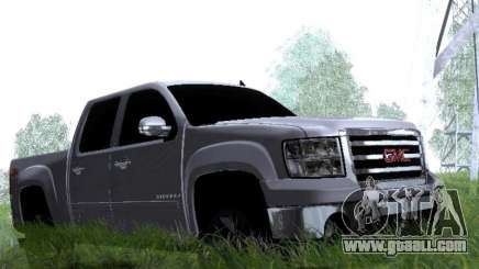 GMC Sierra SLT for GTA San Andreas