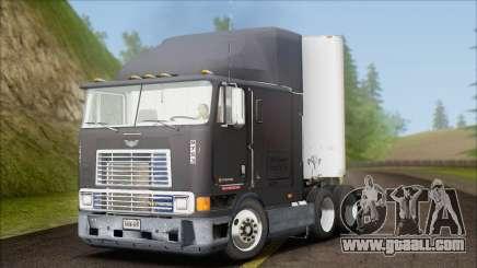 Navistar International 9800 v2 for GTA San Andreas