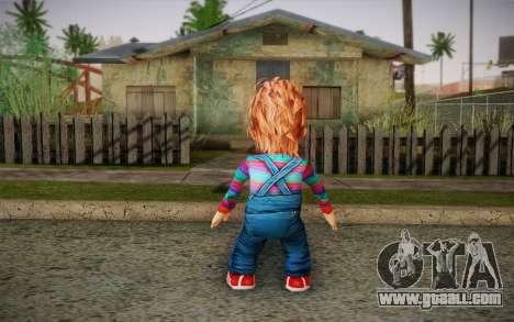 Chucky for GTA San Andreas second screenshot