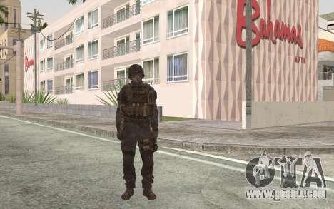 Keegan P. Russ for GTA San Andreas